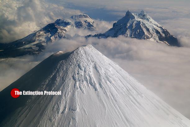 Aleutian Volcanoes The Extinction Protocol